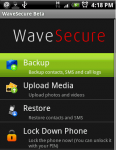 WaveSecure Mobile Security -