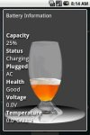 Free Beer Battery Widget - о