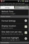 Android Agenda Widget версия