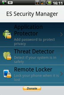 Estrongs security manager безопасность приложений img-1